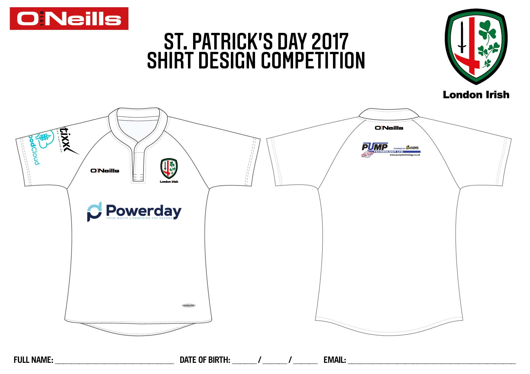 Shirt design london - If You Would Like To Enter Please