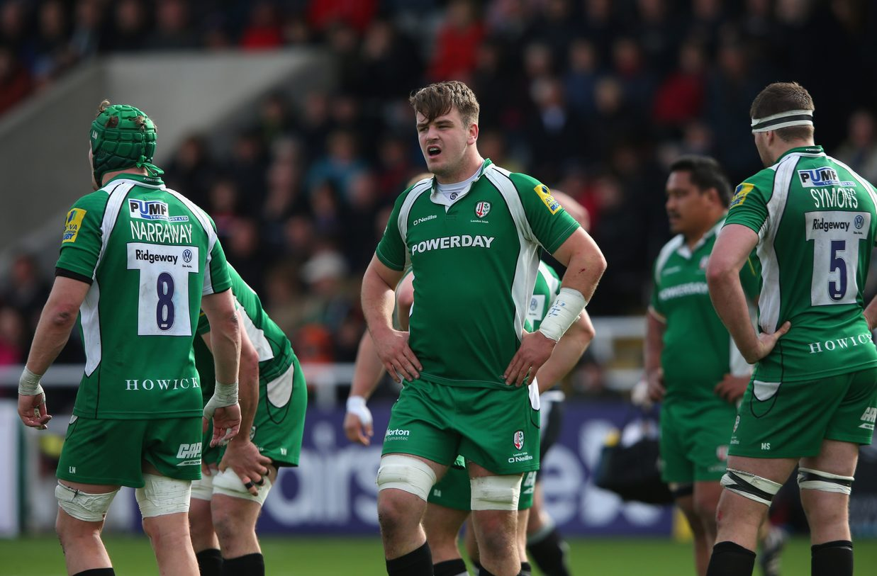 Jerry Sexton Secures Permanent Contract 21st June 2016 News London Irish