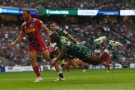 Ojo set to break London Irish appearance record