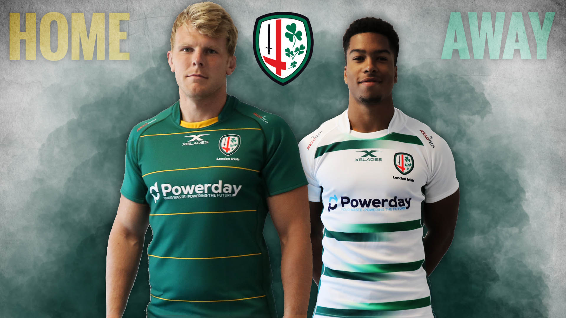 new style af738 086ae 2018/19 KIT LAUNCH | 13th August 2018 | News | London Irish