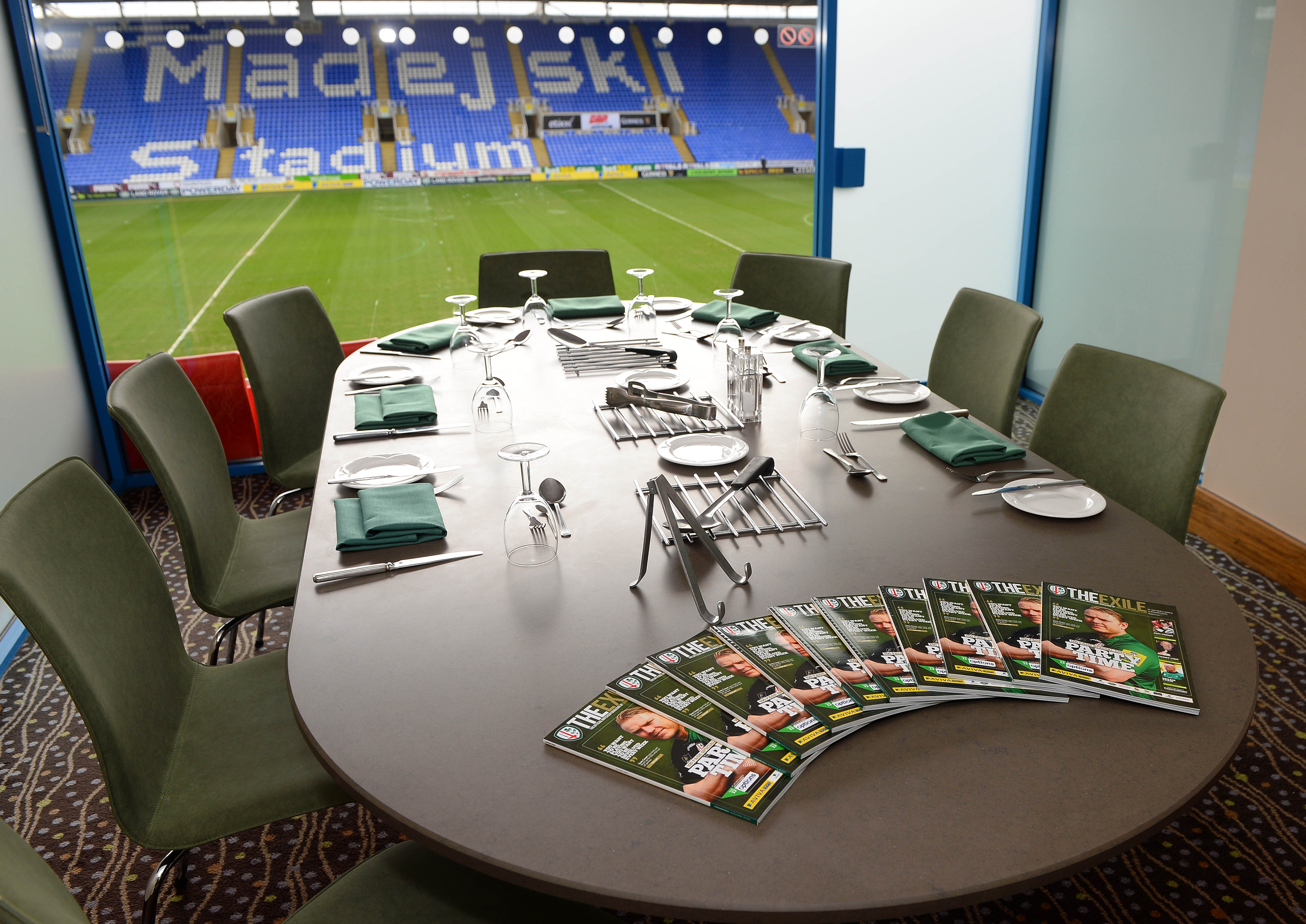 London Irish launch hospitality packages for the 2018/19