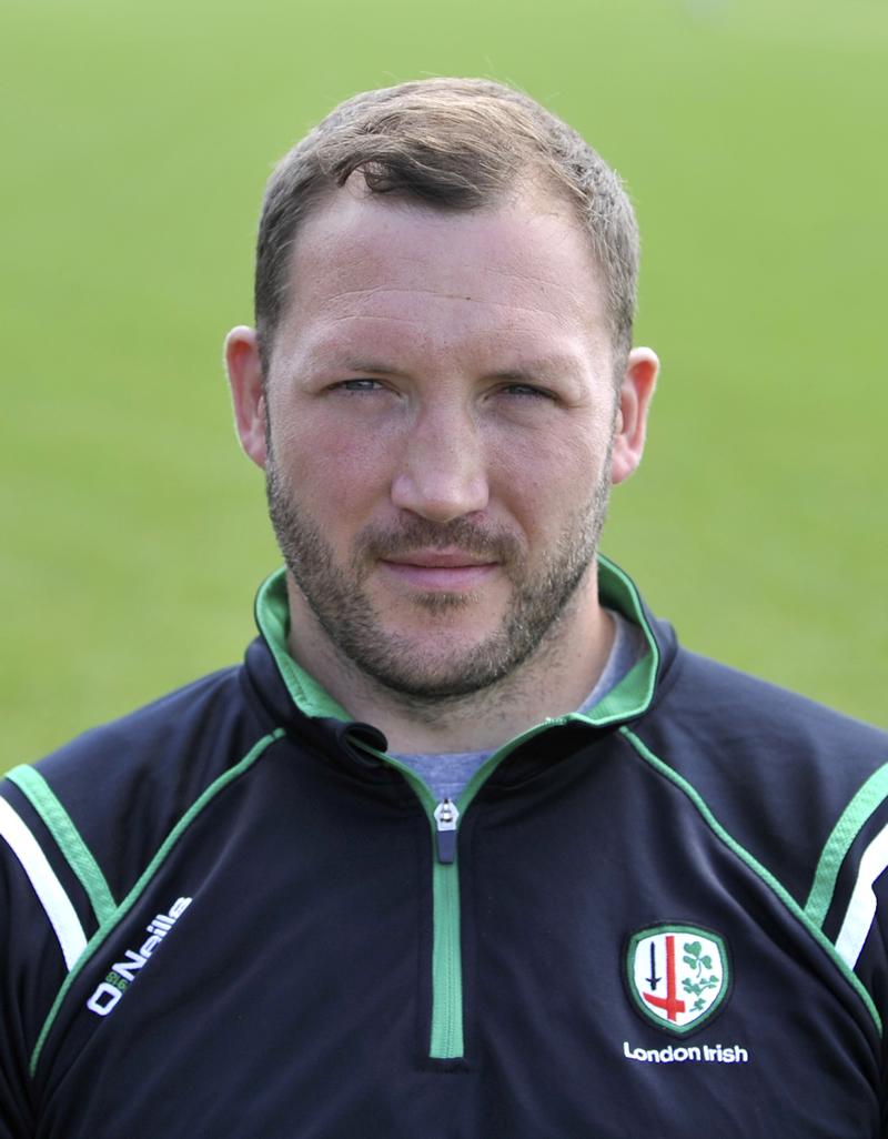 Coaches & Staff | London Irish